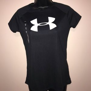 Girls Youth Under Armour T Shirt